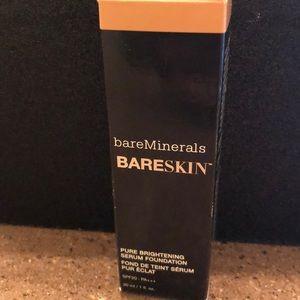 Bare Minerals Bare-skin foundation